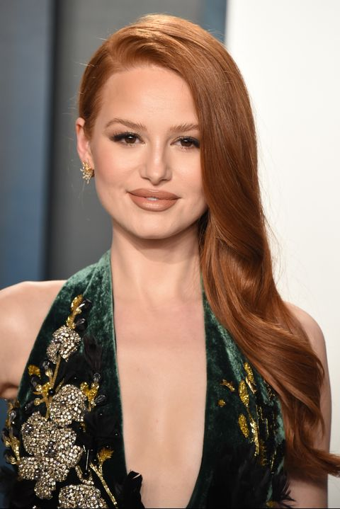 25 Best Red Hair Color Ideas From Celebrities In 2020