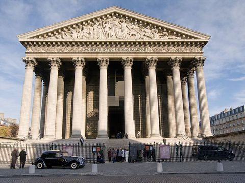 most beautiful churches in paris la madeleine veranda