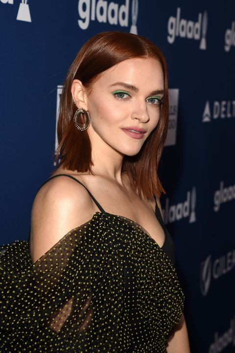 29th Annual GLAAD Media Awards Los Angeles - Red Carpet