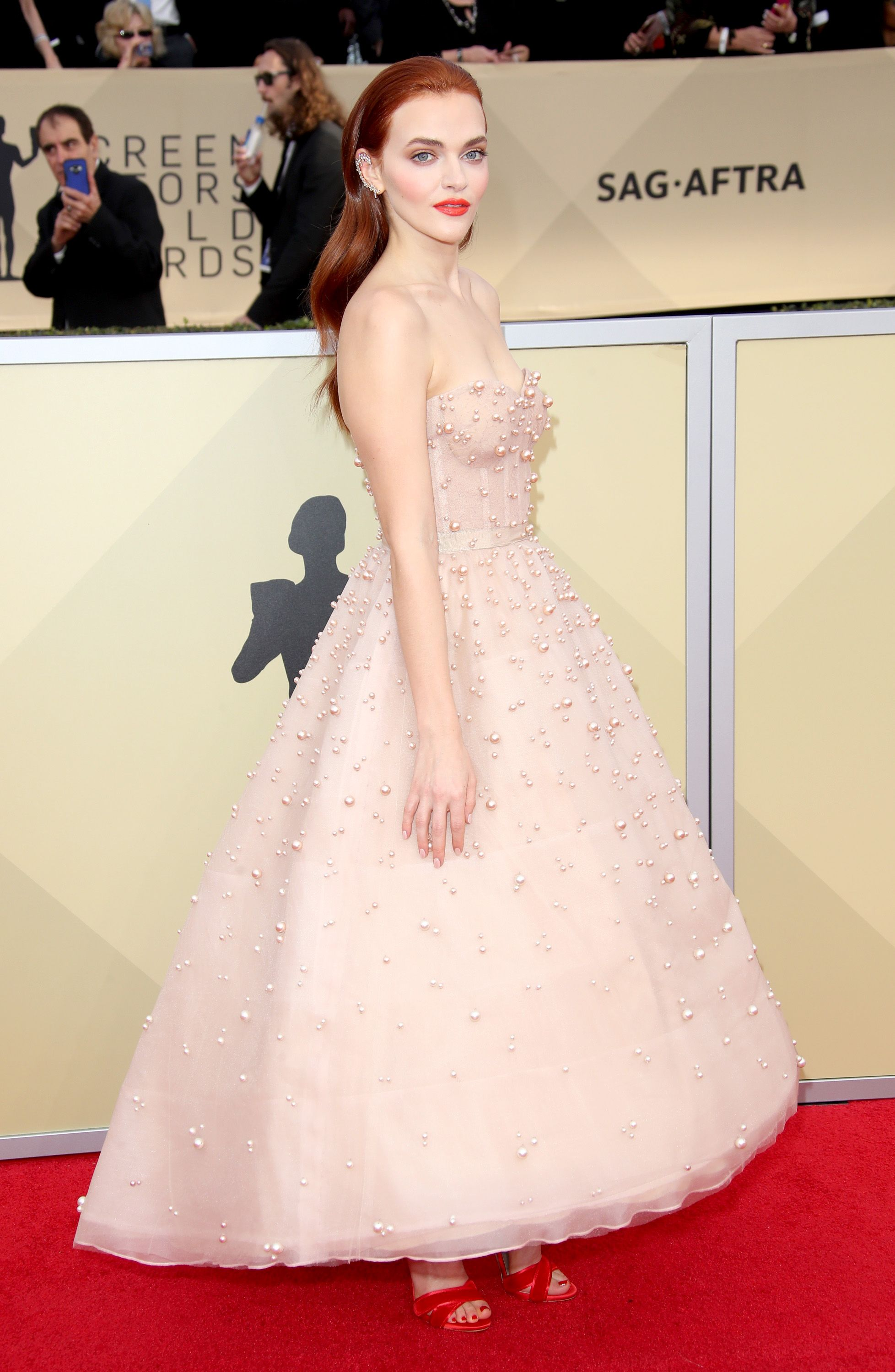 af7ded741fc4 30 Best Dresses and Gowns of 2018 - Best Red Carpet 2018