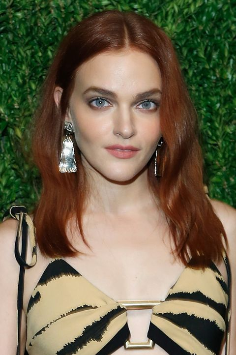 15 Best Red Hair Color Ideas Celebrities With Red Hair