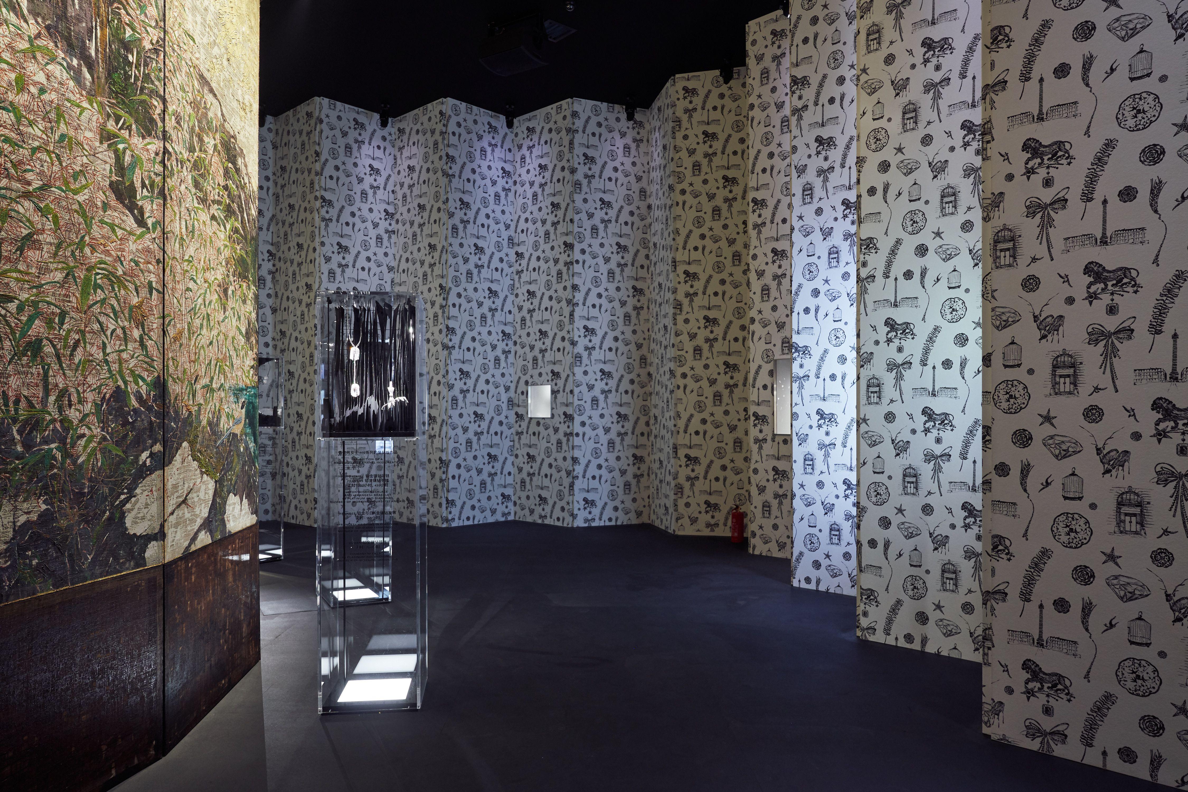 3beaaeb199c4 Inside Chanel s Mademoiselle Privé Exhibit