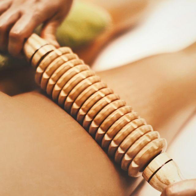 rodillo de masaje anticelulítico