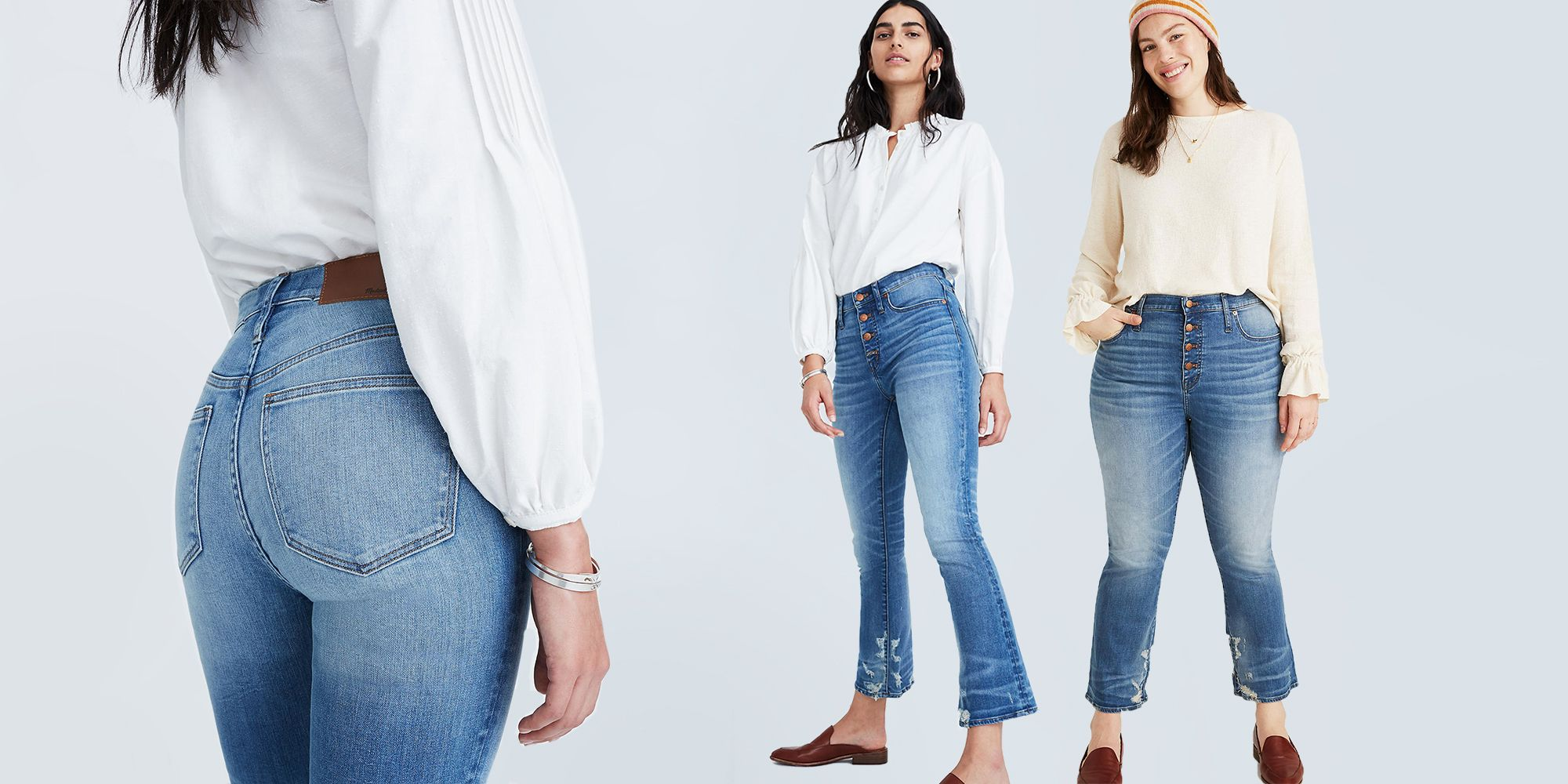 Everyone's Favorite Madewell Jeans Are On Sale