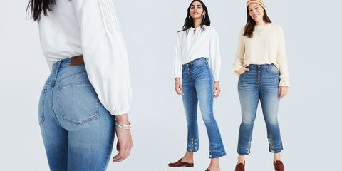 9f0b618fbb Everyone s Favorite Madewell Jeans Are On Sale