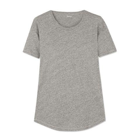 madewell gray tshirt