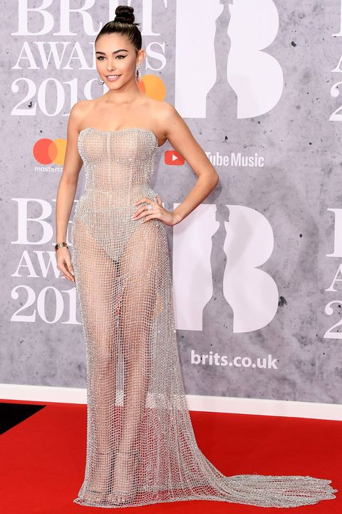 Brits 2019 red carpet
