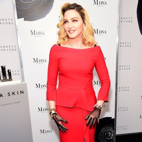 c7daa425d Madonna publica en Instagram el vestido de su graduación - Madonna ...