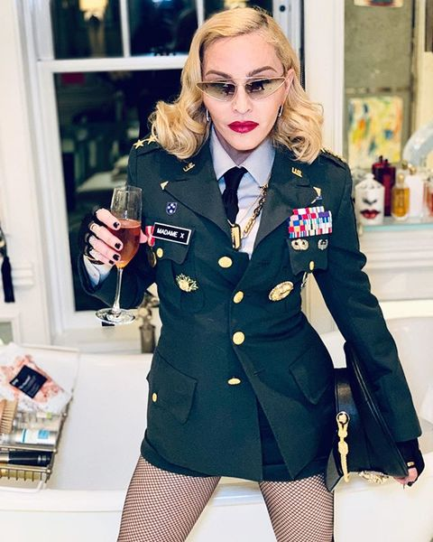 Clothing, Trench coat, Coat, Uniform, Outerwear, Overcoat, Military uniform, Fashion, Jacket, Blond,