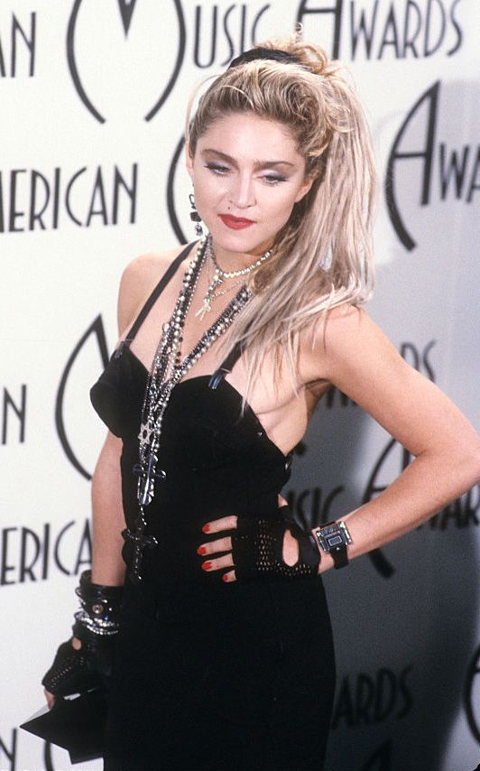 205be8616 Madonna s 60th Birthday - Madonna s Most Iconic Fashion Moments ...