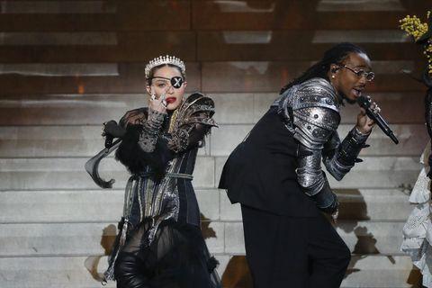 Madonna Eurovision Concurso