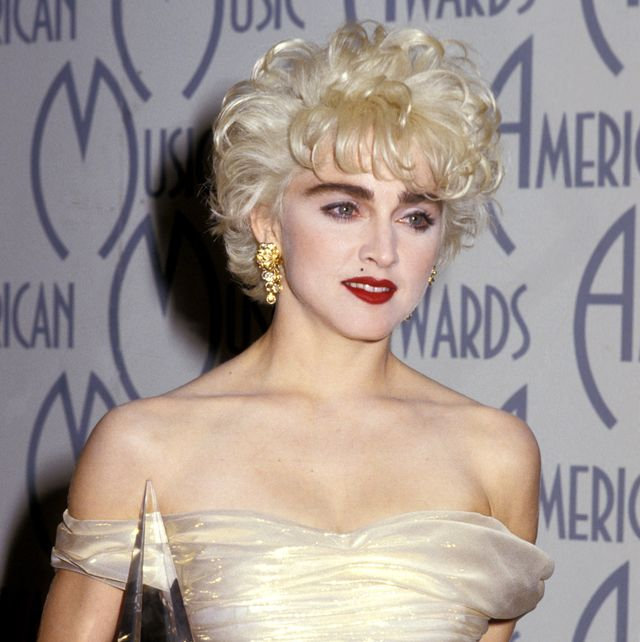 13 Best '80s Makeup Moments From Madonna, Iman, and More Icons