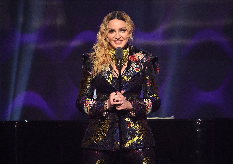 Madonna News Il Look Di Madonna Per Il Suo Compleanno A Marrakech