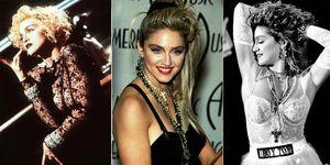 Madonna fashion moments