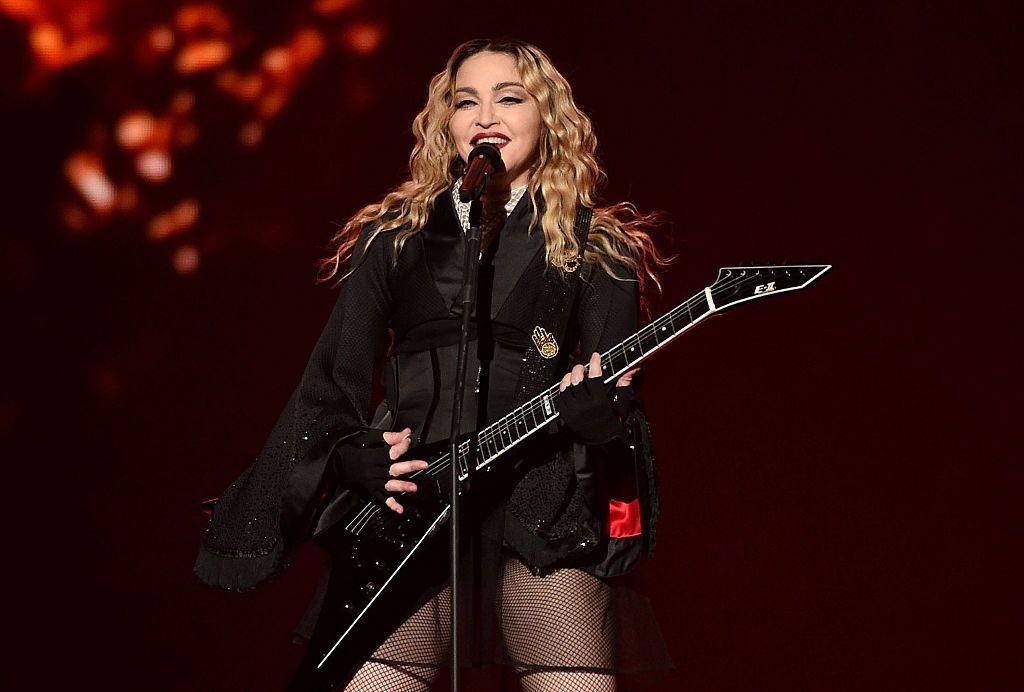 Madonna desata la polémica con una controvertida fotografía en Instagram