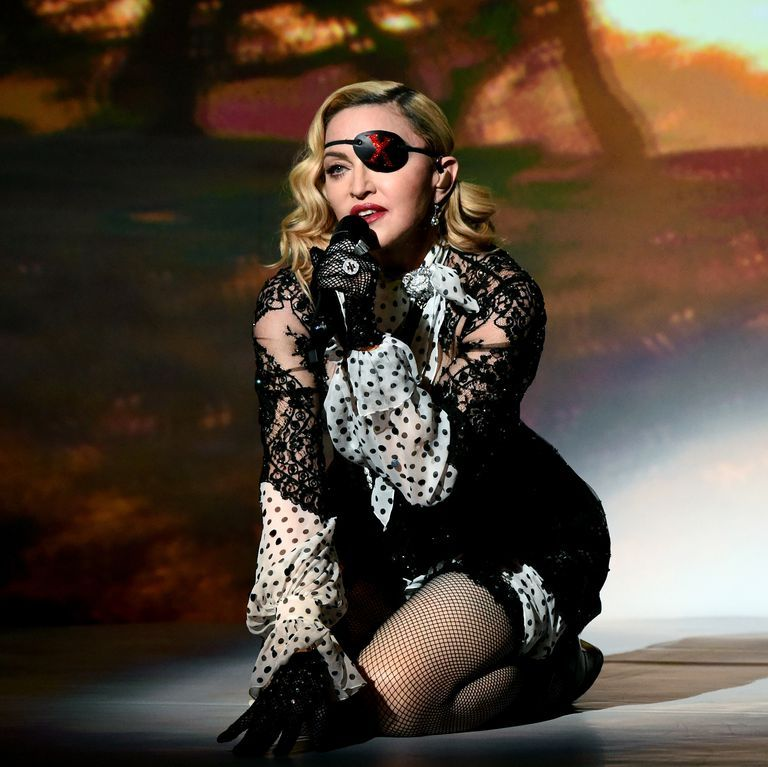 "Madonna reveals Instagram makes her ""feel bad"""