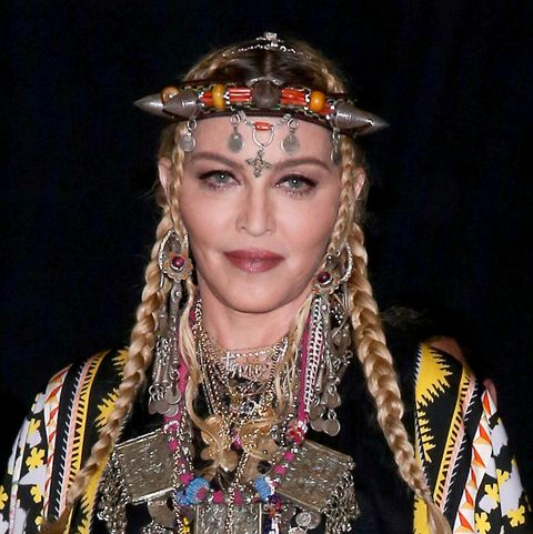 Cultural appropriation Madonna