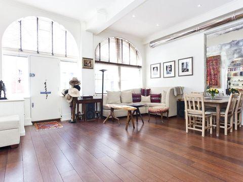 Madonna South Kensington house photo