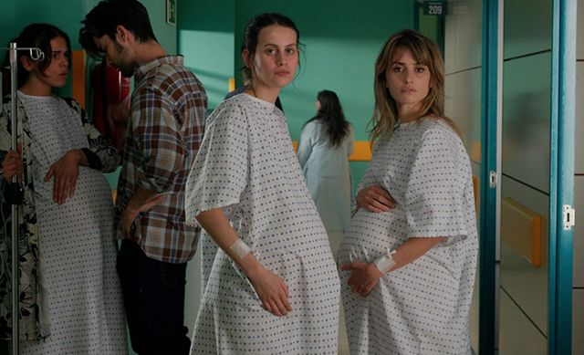 madres paralelas película milena smit penélope cruz 2021