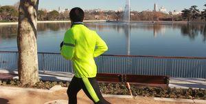Cualés son las mejores zonas y horas para correr por Madrid y evitar la contaminación.
