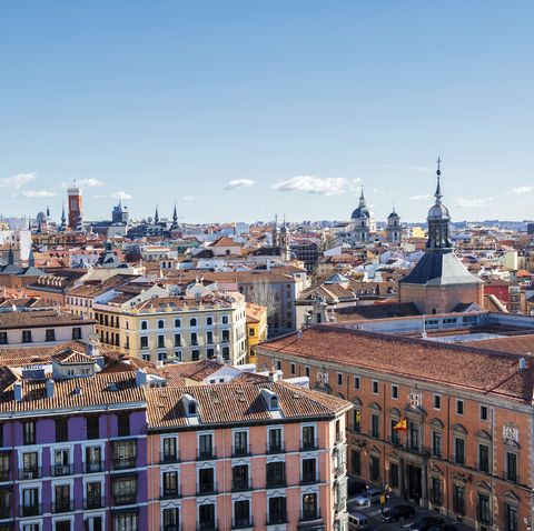 Madrid is the most affordable European city break destination