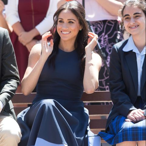 Get Meghan Markle's style with this dress from Hobbs