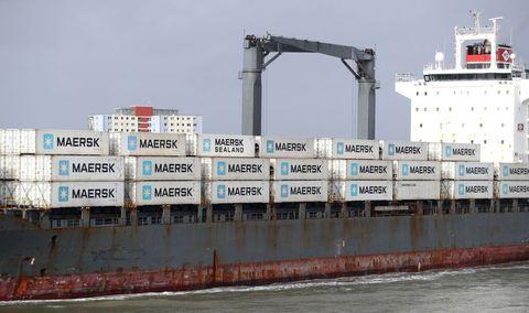 Maersk stock