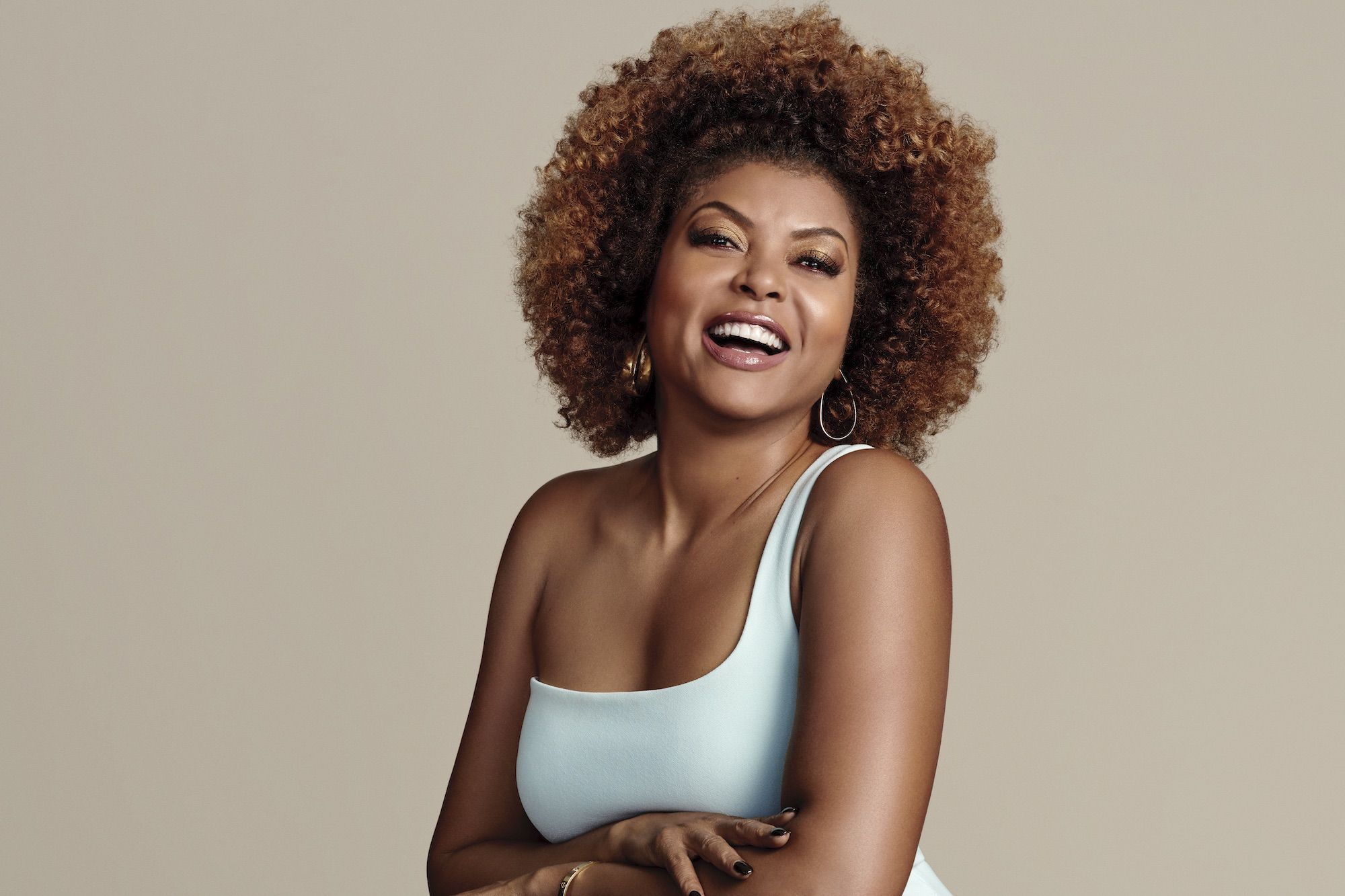 Taraji P Henson Launches Tph A Natural Hair Care Line At Target