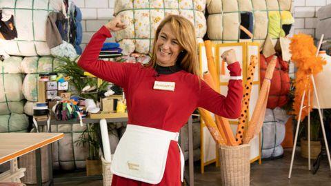 Maestros De La Costura Margarita Es Repescada En El Programa 5