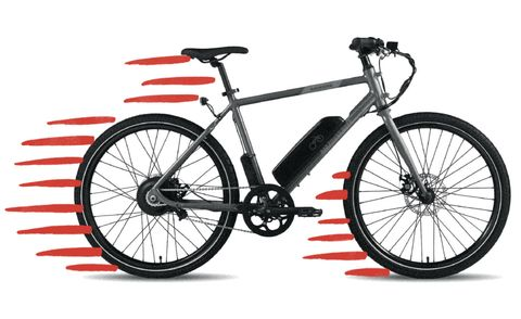 rad radmission 1 electric metrobike