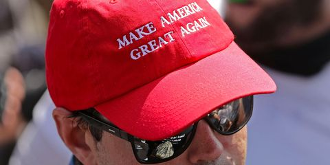 2cd181633 New York Judge Ruled a Wearing a Trump MAGA Hat Can Get You Kicked ...
