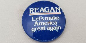 Reagan Make America Great Again