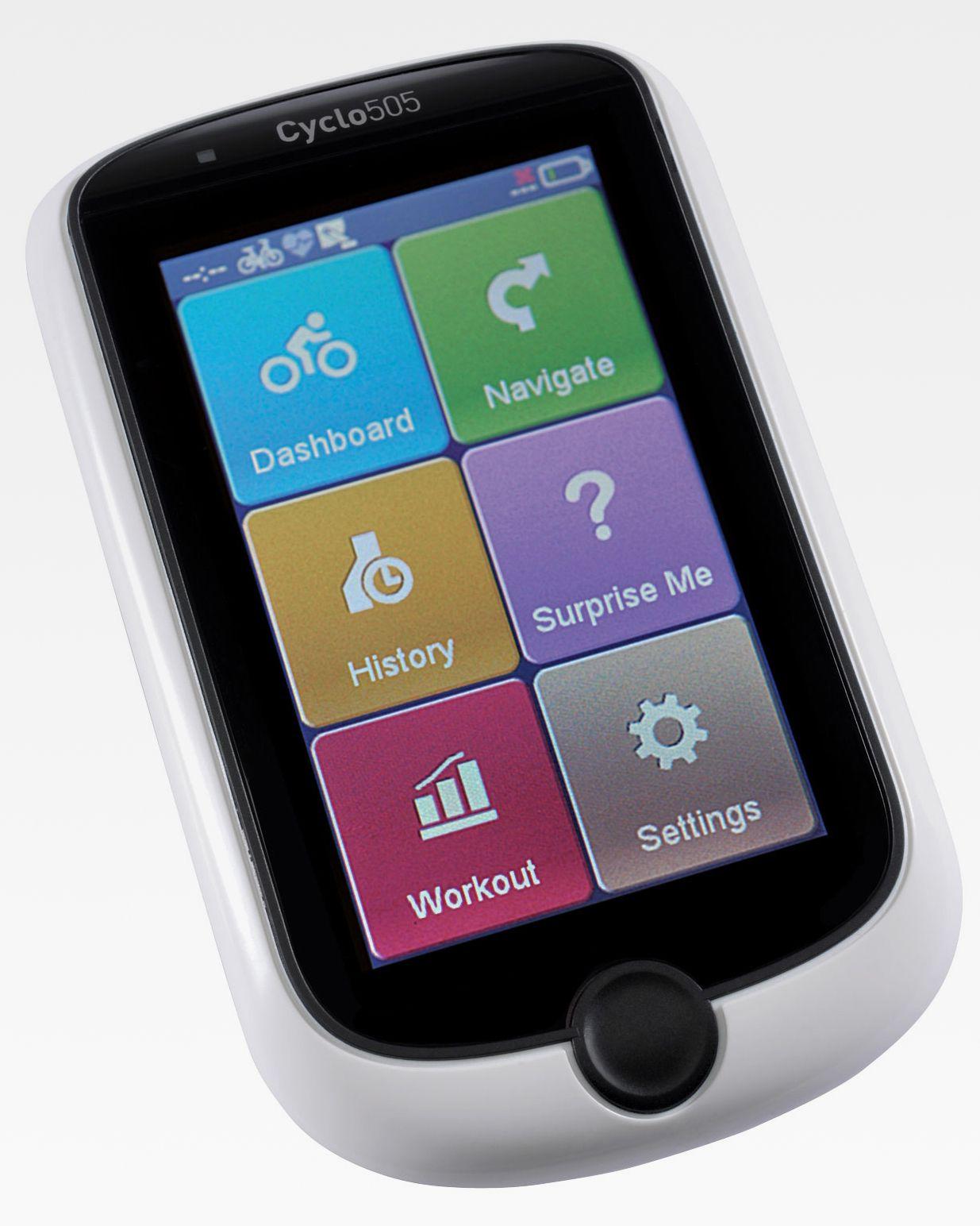 Magellan Cyclo 505HC GPS