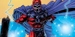 Magneto podría ser negro