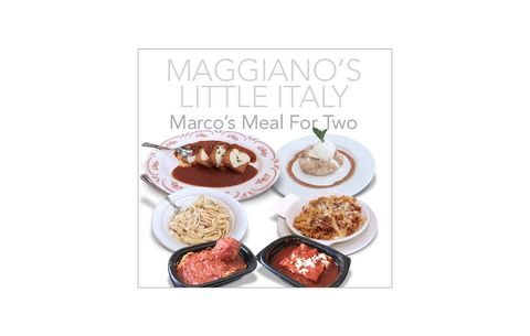 Marco's Meal for Two