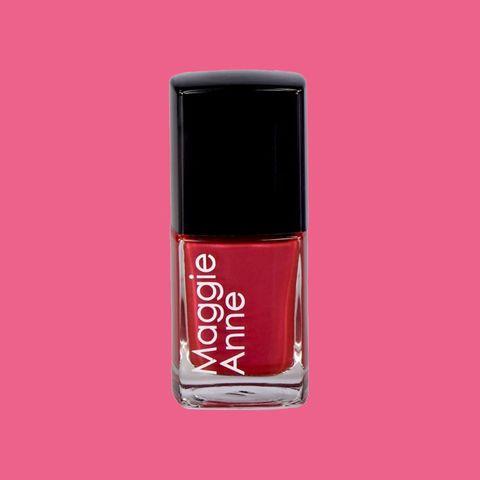 Nail polish, Cosmetics, Nail care, Red, Pink, Product, Beauty, Liquid, Nail, Gloss,