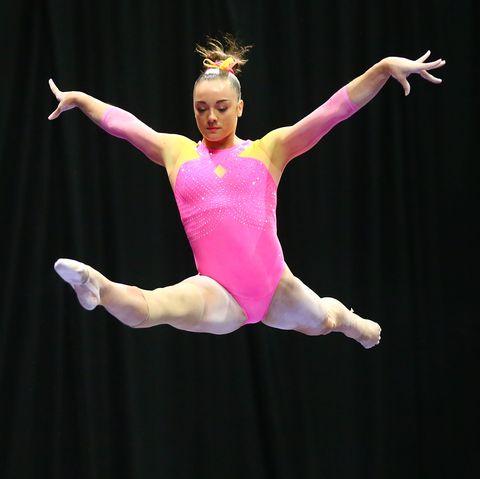 2016 pg gymnastics championships   day 1