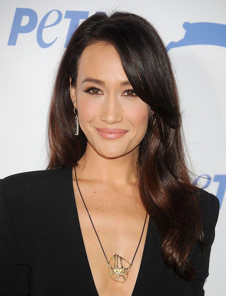 """Maggie Q The Nikita actress says that for her, the environmental aspect of veganism is just as important as the health impacts. """"When I'm eating, I'm not hurting the planet, I'm not hurting other people on the planet, I'm not hurting other animals,"""" she told PETA about her vegan diet."""