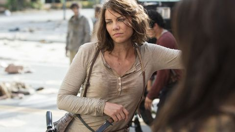 Maggie volverá en la temporada 10 de 'The Walking Dead'