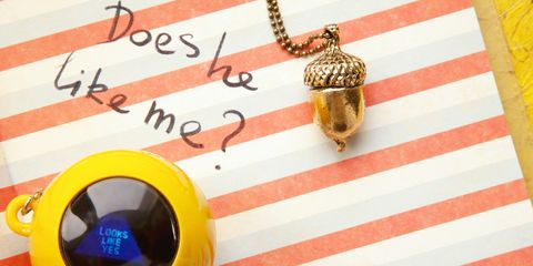 Yellow, Font, Pendant, Fashion accessory, Jewellery, Locket, Peach, Metal,