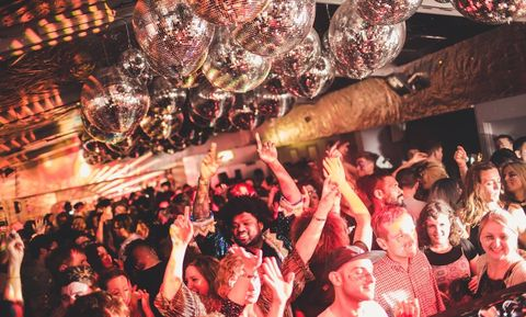 Crowd, Event, Nightclub, Music venue, Fun, Party, Flesh, Fan, Performance, Metal,