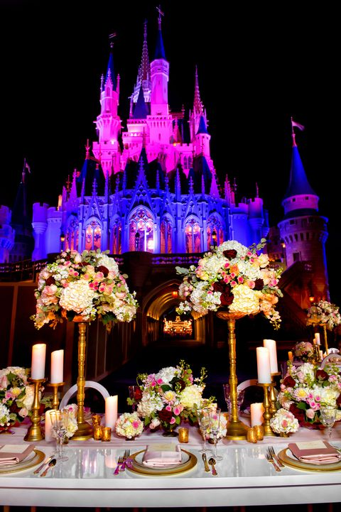disney world offering nighttime weddings magic kingdom after hours