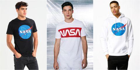 more photos 0da37 c9eaa Perché si vedono in giro tante felpe e magliette della NASA?