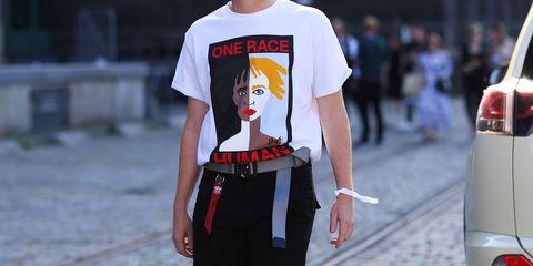 factory authentic 37e4b 807e3 Magliette uomo: i trend moda dell'estate 2019