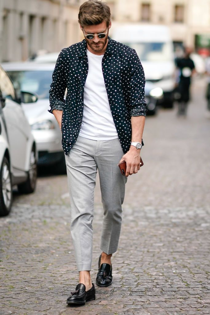 2018 Moda Estate Uomo7 Magliette Outfit Pnw0O8k
