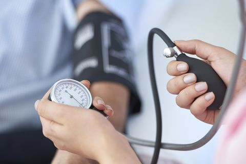 magnesium deficiency symptoms high blood pressure