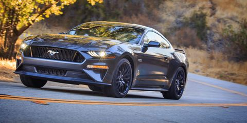 2018 Ford Mustang GT Review - Road Test for the New 2018 ...