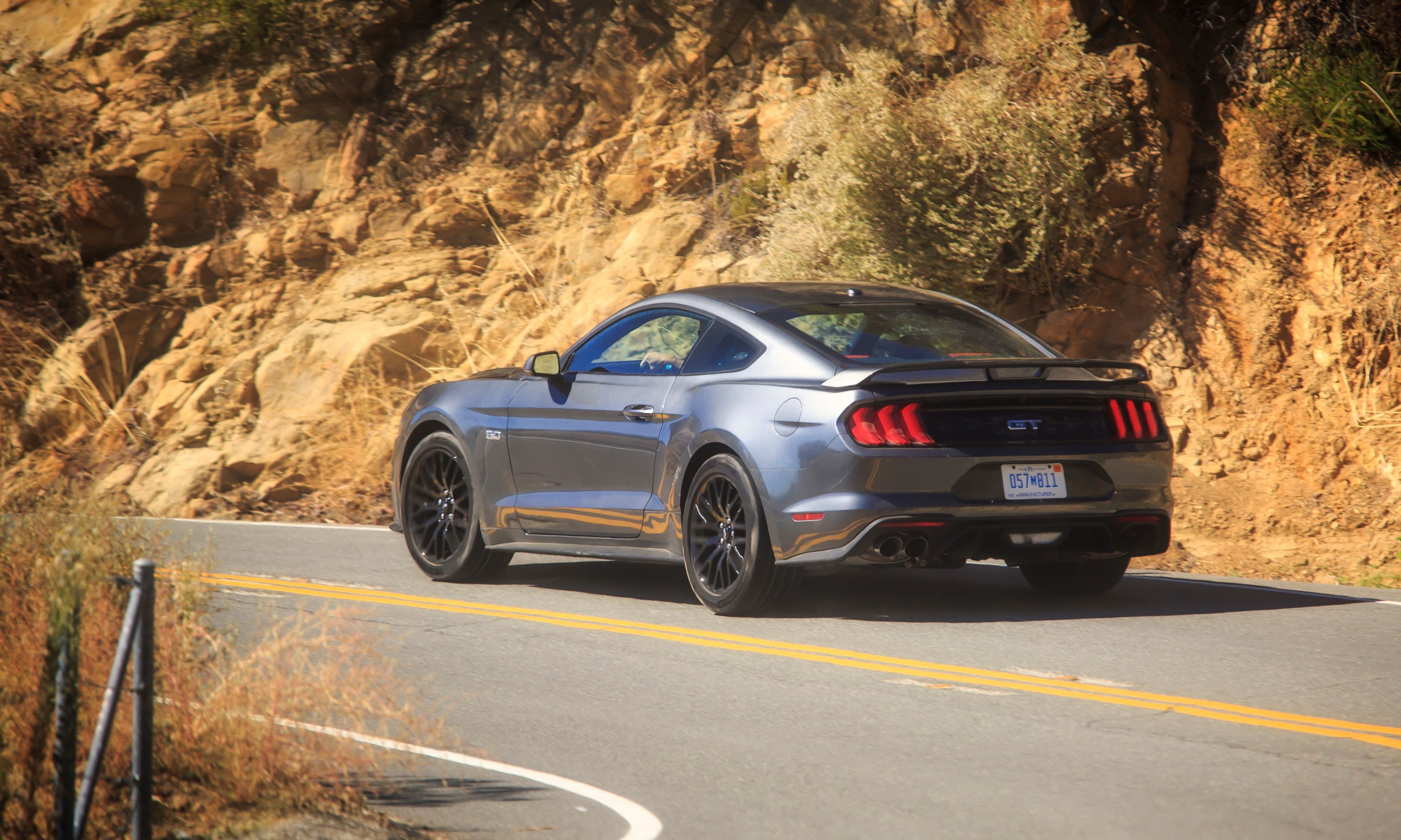 2018 Ford Mustang Gt Review Road Test For The New 2018