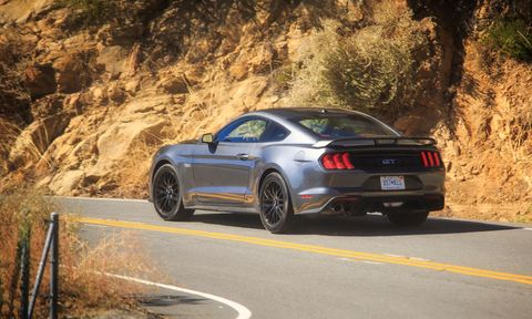 ford mustang gt review road test     mustang gt
