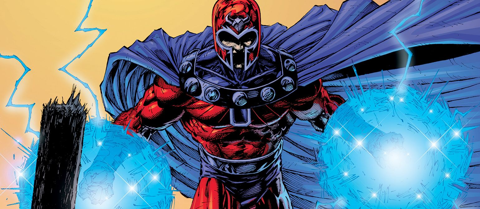 Magneto Might Be a Person of Color in the MCU Reboot of 'X-Men'